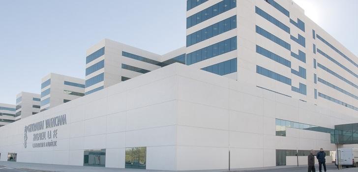 Valencia adjudica el suministro de ecógrafos para el Hospital La Fe por 2,1 millones de euros