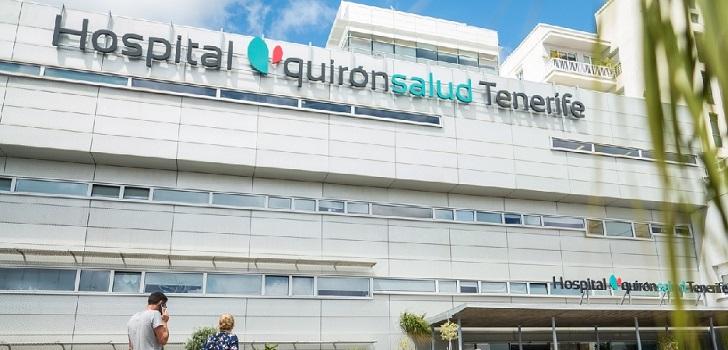 Quirónsalud amplía capital en cinco millones en su filial para el negocio internacional