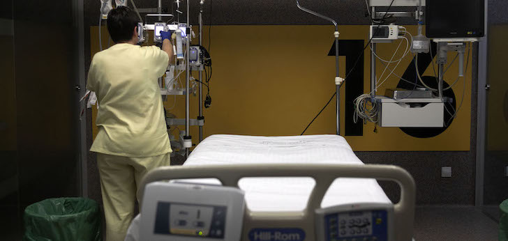 El sector hospitalario privado factura 6.775 millones de euros en 2020, un 2,5% menos