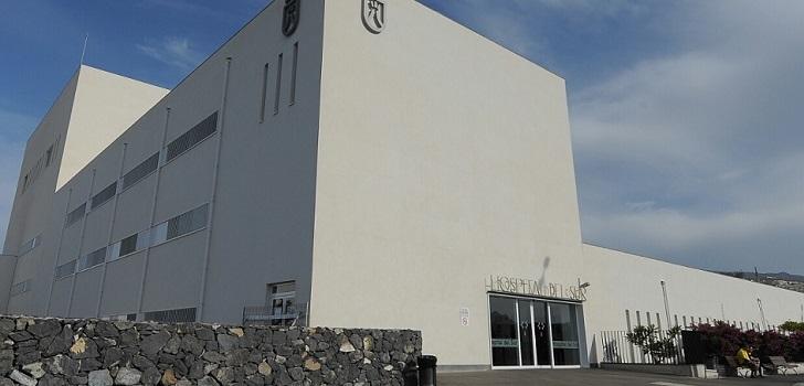 Canarias invierte 1,5 millones en equipamiento para el Hospital del Sur de Tenerife