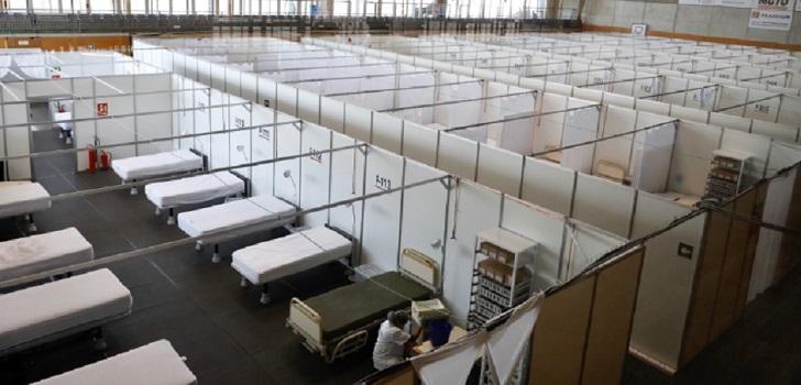 Barcelona suma dos nuevos pabellones para atender a pacientes con Covid-19