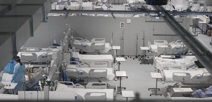 Madrid transforma el Zendal en centro de cuidados post hospitalarios