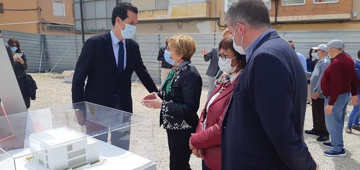 Valencia inicia las obras de construcción del nuevo consultorio Virgen de la Cabeza de Elda