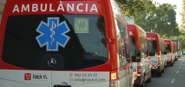 Falck VL adquiere los títulos de sus accionistas españoles y nombra nuevo consejero delegado