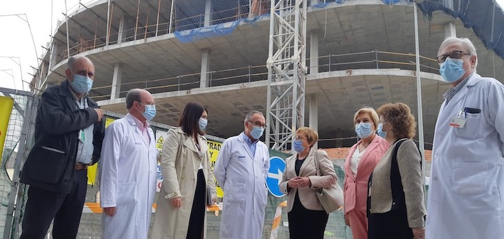 Valencia invierte 5,6 millones en mejorar y ampliar las urgencias del Hospital de Alicante