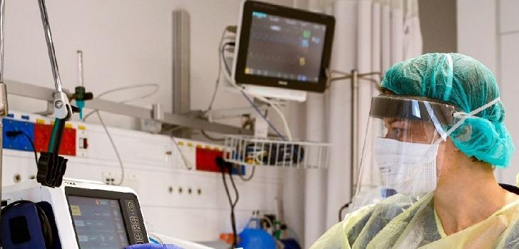 El paro en el sector de la salud en España desciende un 3,1% en septiembre