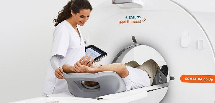 Siemens le arrebata a GE el servicio de tomografía en el ICS por 2,5 millones de euros