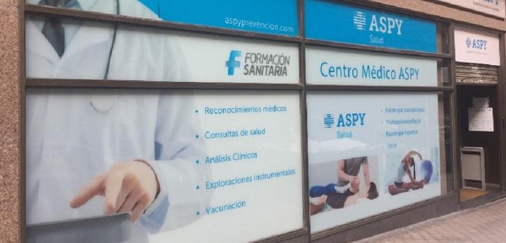 Aspy se suma a las operaciones corporativas y adquiere Conversia