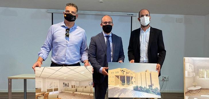 Avita invierte cinco millones de euros para construir su primera residencia en Cádiz