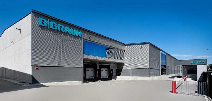 B Braun abre una nueva planta en Rubí para producir suturas