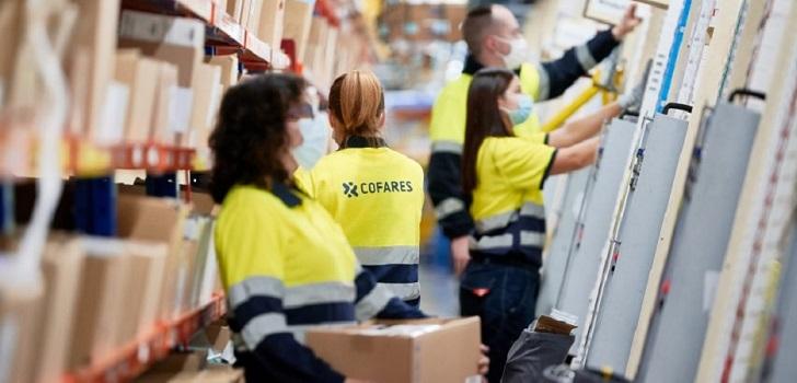 Cofares levantará un centro logístico en Jaén sobre una superficie de 10.500 metros cuadrados