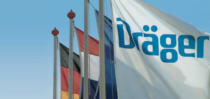Dräger se acomoda en España: caída del 10% en 2021 tras dispararse por el Covid-19