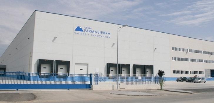 Farmasierra invierte 2,5 millones de euros en la reforma de su planta en Madrid