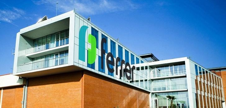 Ferrer recibe un préstamo de cincuenta millones del BEI para impulsar su I+D