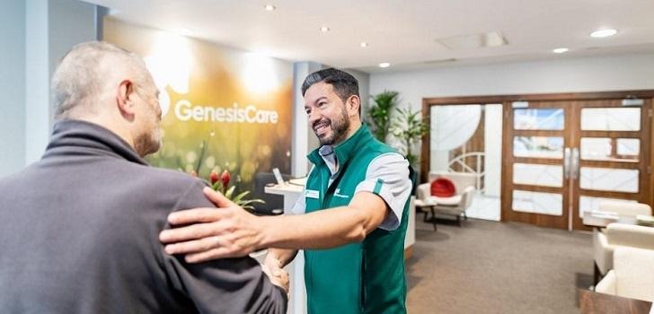 GenesisCare, apuesta en España: 40 millones de inversión en tres años
