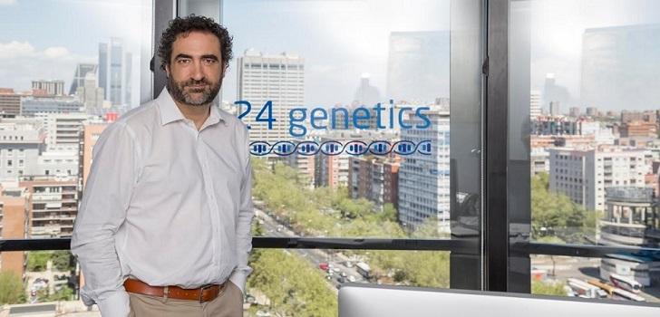 24Genetics 'pesca' talento en Dominion para liderar el desarrollo de negocio