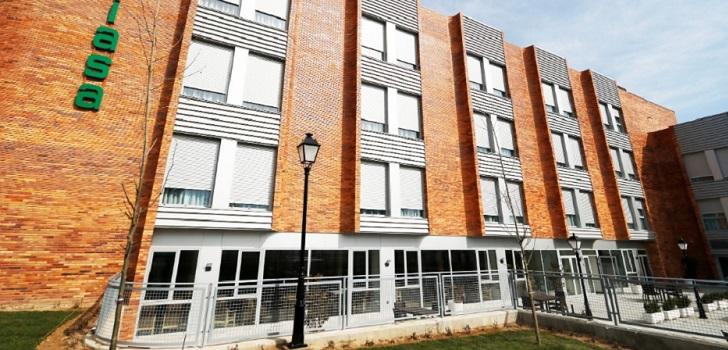 Geriasa abre en Rivas-Vaciamadrid una nueva residencia para personas mayores
