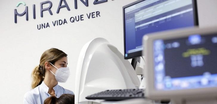 Miranza, horizonte 2021: ventas de 74 millones de euros y más de 30 centros en España