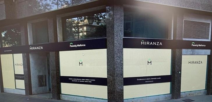 Miranza abre una nueva clínica en Palma y alcanza los 30 centros en España