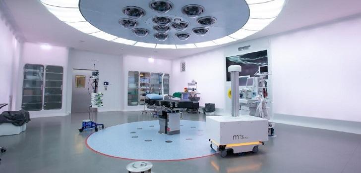 C3PO vs Covid-19: la española MTS lanza robots desinfectantes contra la pandemia