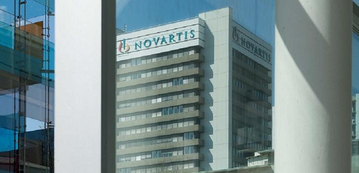 Novartis eleva un 16% su beneficio en el primer semestre y supera los 3.500 millones