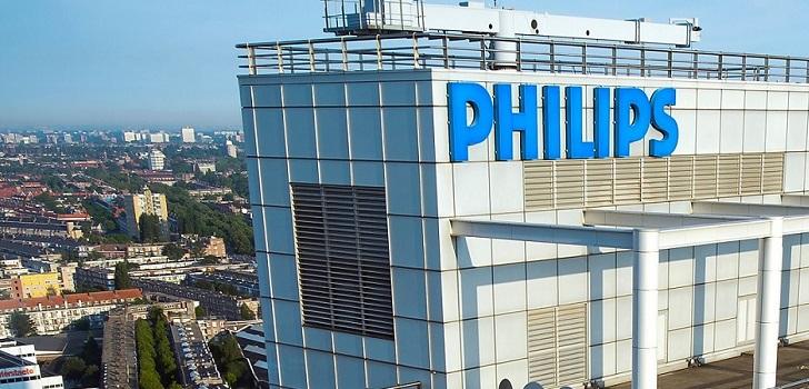 Philips incrementa la producción de dispositivos contra el Covid-19