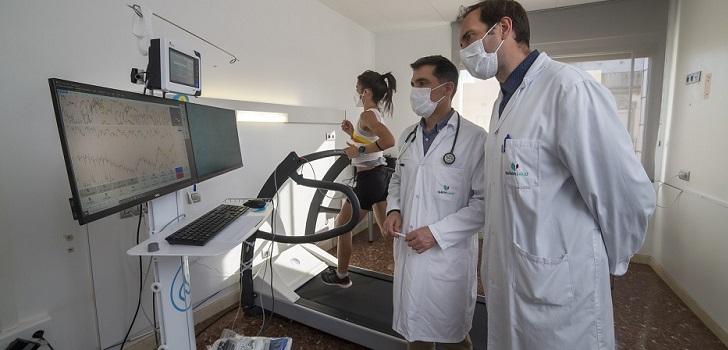 El Hospital El Pilar pone en marcha una unidad de medicina del deporte