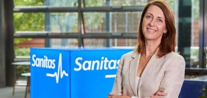 Sanitas nombra nueva directora de sistemas de información