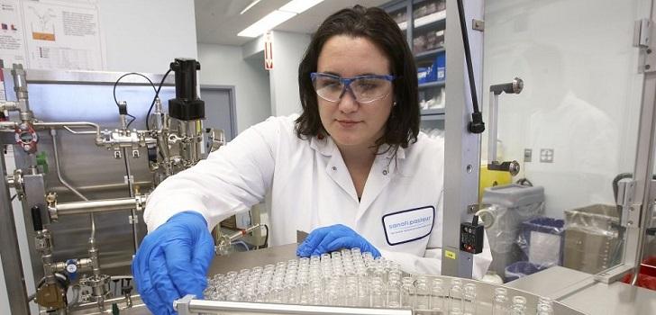 """La vacuna de Sanofi y GSK se retrasa medio año por """"dar respuesta insuficiente"""" en mayores"""