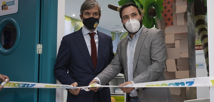 Moonz sigue con su expansión: inaugura una quinta clínica en Madrid