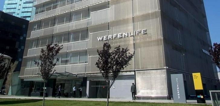 Werfen reduce capital en más de cinco millones de euros en plena reestructuración